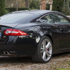 Jaguar с полным приводом