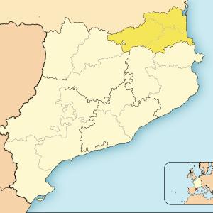 Новый Гольф в Каталонии